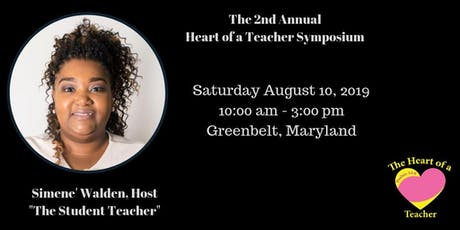 The Heart of a Teacher 2nd Annual Symposium tickets