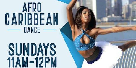 Afro Caribbean Dance  tickets