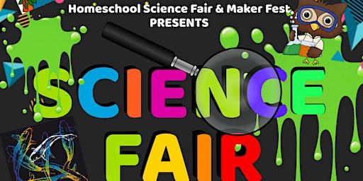 RVA Homeschool Science Fair & Maker Fest