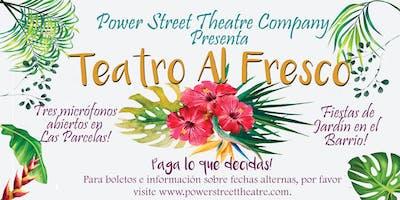 Theatre Al Fresco