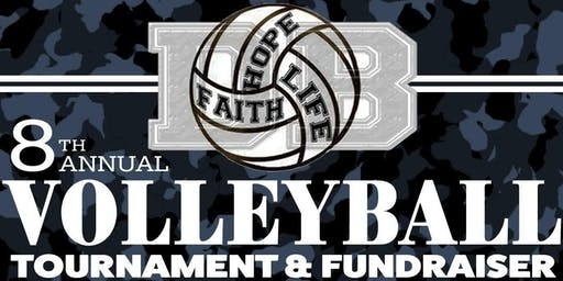 8th Annual Faith. Hope. Life. Volleyball Tournament & Fundraiser