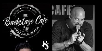MICHAEL PANZECA with CHRIS ZEE at The Backstage Cafe