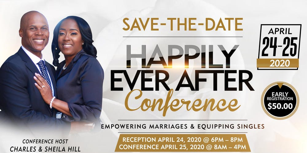 Happily Ever After Conference 2020 Tickets, Fri, Apr 24, 2020 at 6