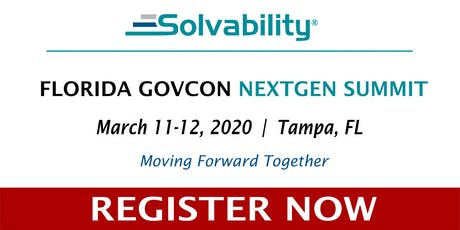 Florida GovCon Summit 2020 tickets