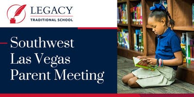 SW Las Vegas Parent Meeting at 5pm