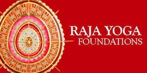 RAJA YOGA FOUNDATIONS IN ENGLISH