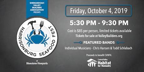 Harrisonburg Seafood Fest tickets