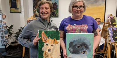 Paint Your Pet Sundays in May