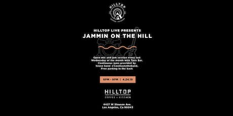 Jammin' on the Hill: Open Mic + Jam Session tickets