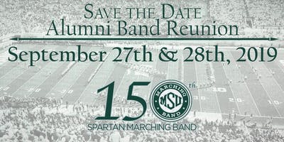 MSU Alumni Band 2019 Fall Reunion