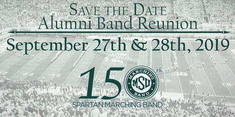 MSU Alumni Band 2019 Fall Reunion tickets