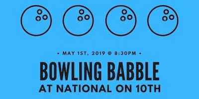 Bowling Babble - SAIT Accounting Society