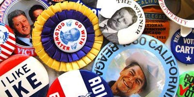 *Largest Political Memorabilia Show in the West