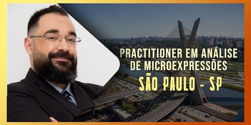 Practitioner em Análise de Micro Expressões com Anderson Tamborim - São Paulo