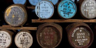 The Balvenie Scotch Sampling at Montgomery Scotch Lounge
