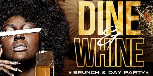 Culture Clash vs. Dine & Whine - Brunch and Day Party #BrunchGods