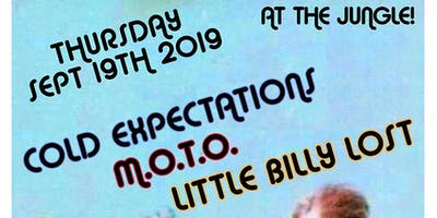 Cold Expectations, M.O.T.O., Little Billy Lost