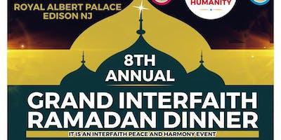8th Annual Grand Interfaith Ramadan Dinner