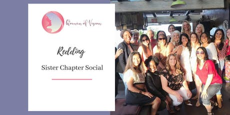 Women of Vision Redding Social tickets