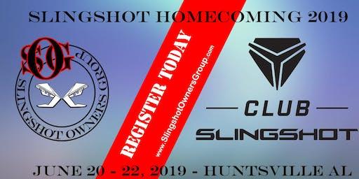 Slingshot Homecoming 2019