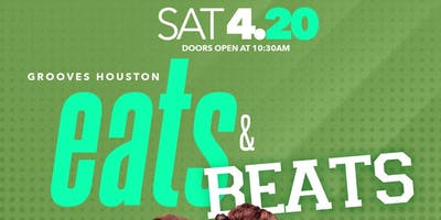 Grooves of Houston's 420 Pop Up Brunch | Doors Open at 10:30am | Make Your Reservation Now