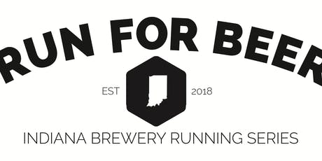 Beer Run - Cannonball Brewing - Part of the 2019 Indy Brewery Running Series tickets
