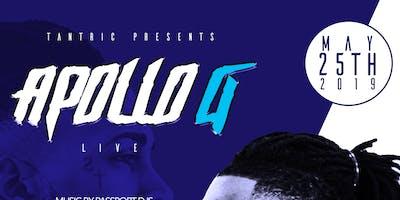 Tantric Presents Apollo G Live