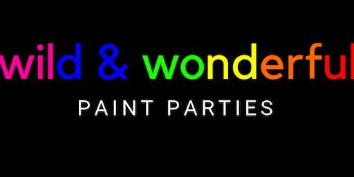 BYOB Paint & Sip at Summersville Lake! July 5th!