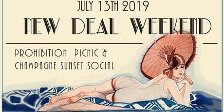 Prohibition Picnic & Sunset Champagne Social tickets