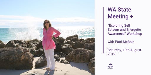 "WA State Meeting + ""Exploring Self Esteem and Energetic Awareness"" Workshop"
