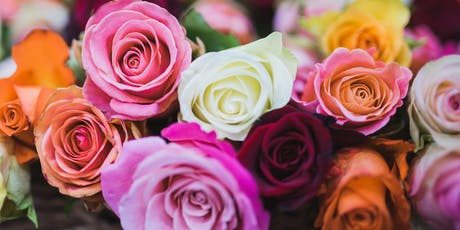 Rose Society Presentations - Session 3 - Spring Time Rose Care tickets