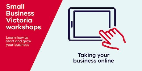 Taking Your Business Online tickets