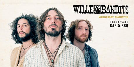 Wille & The Bandits at Brickyard Bar & BBQ tickets
