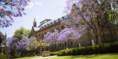 University of Adelaide - Information Evening