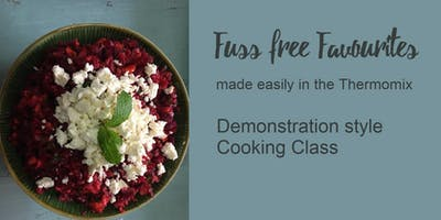 Fuss-free Favourites made in the Thermomix®