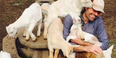 Baby Goat Bottle Feeding & Farm Tour Mountain Flower Goat Dairy May 1st!