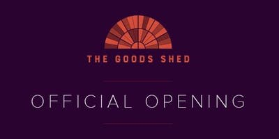 The Goods Shed open day