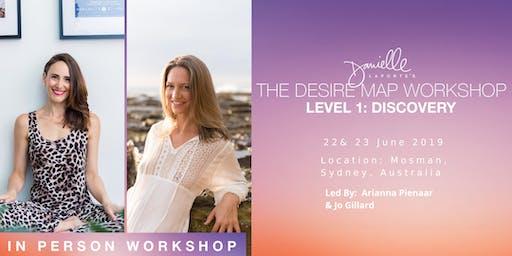 A Desire Map Workshop