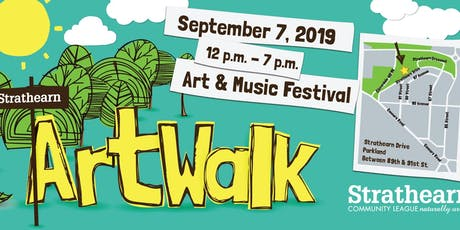 Strathearn Art Walk tickets