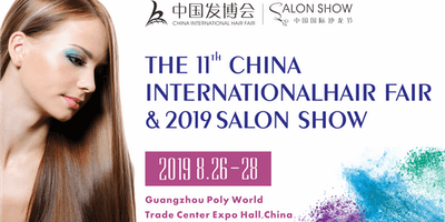2019  China International Hair Fair & Salon Show