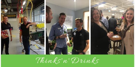 Thinks'n'Drinks - July 4th, BURNIE tickets