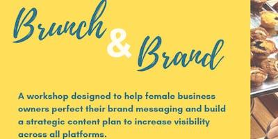 Brunch and Brand: A Brand Marketing Workshop for Fempreneurs