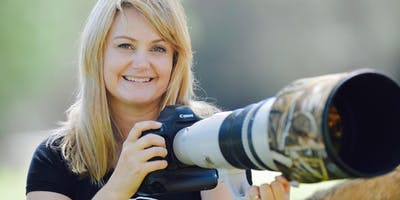 Talk: How to Take Award-Winning Nature Photographs - with Georgina Steytler