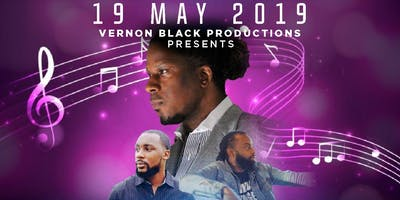 Vernon Black Productions Presents: Soul Intimate ft. Carmichael Musiclover