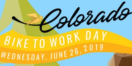 26th Annual Bike to Work Day  tickets