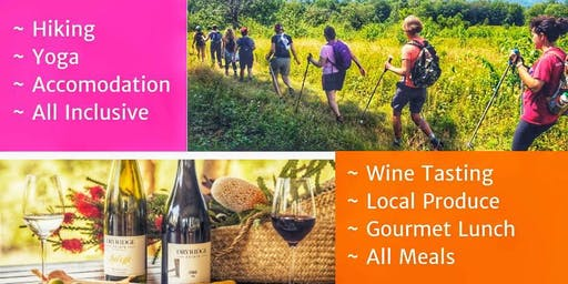 Women's Megalong Wellness Adventure Weekend // October 6th - 7th 2019