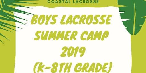 BOYS LACROSSE SUMMER CAMP (1ST-8TH GRADE)