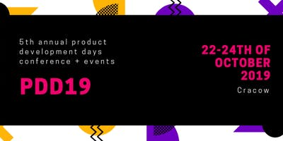 Product Development Days 2019