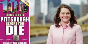 """Book launch party: """"100 Things To Do In Pittsburgh..."""