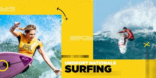 2019 Nationals: Surfing - Team UNSW Selection